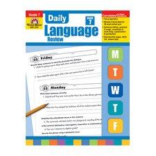 Daily Language Review Grade 7 Book
