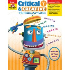 Critical and Creative Thinking Book