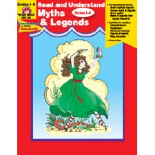 Read and Understand Myths and Legends Book