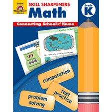 Math Kindergarten Book