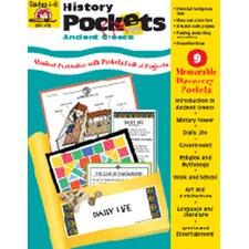 History Pockets Ancient Greece Book