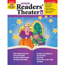 Leveled Readers Theater Grade 3 Book
