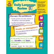 Daily Language Review Grade 5 Book
