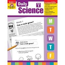Daily Science Grade 4 Book