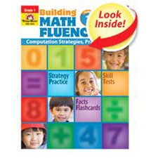 Math Fluency Grade 1 Book