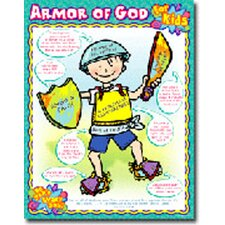 Armor of God for Kids (Set of 3)
