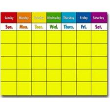 Chartlet Calendar