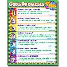 Gods Promises for Kids Chart