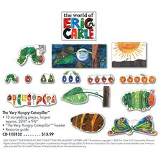 The Very Hungry Caterpillar Cut Out