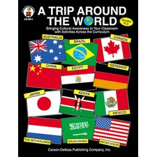 A Trip Around The World Book