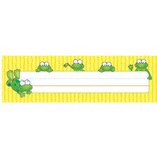 Deskplates Frogs Name Tag (Set of 3)