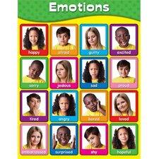 Emotions Chart (Set of 3)