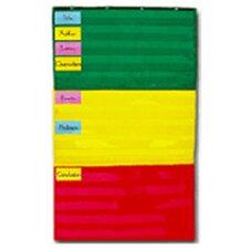 Pocket Adjustable Chart