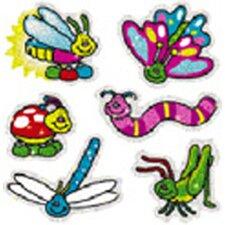 Dazzle Bugs Sticker