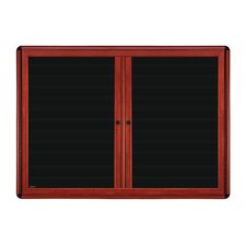 2-Door Ovation Changeable Letterboard