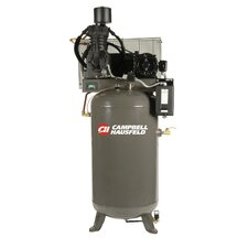 80 Gallon 7.5 HP Two Stage Fully Packaged Air Compressor
