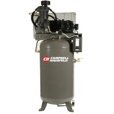80 Gallon 5 HP 230V Two Stage Fully Packaged Air Compressor