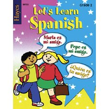 Lets Learn Spanish 2 Book