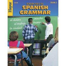 Exercises in Spanish Grammar Book