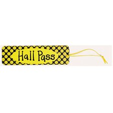 Hall Pass Smiley Faces (Set of 2)