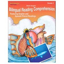 Bilingual Reading Comprehen Grade 2 Book