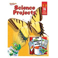 Science Projects Grade 1 - 2 Book
