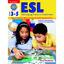 ESL Oral Language Practice in Book