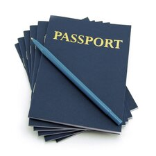 My Passport Notepad