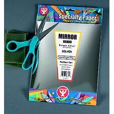 Mirror Board 5 X 7 25 Sheets