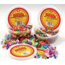 Bucket O Beads Multi Mix 10 Oz of m