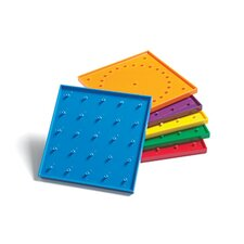 "6"" Double Sided Geoboards"