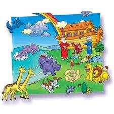 Noahs Ark Felt Bulletin Board Cut Out Set