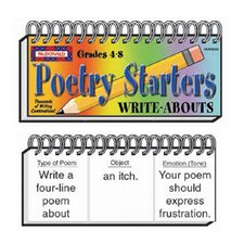Write Abouts Poetry Starters Book