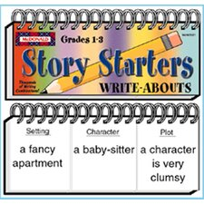 Write Abouts Story Starters Grade 1-3 Book