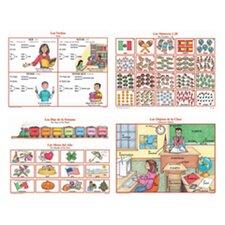 Basic Spanish Grade 4-9  Set