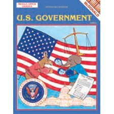 The Us Government Grade 6-9 Book (Set of 2)
