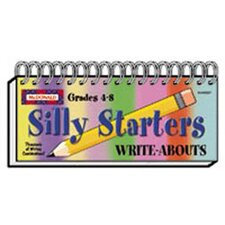 Silly Starters Write Abouts Book