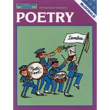 Poetry Grade 6 - 9 Book