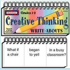 Write Abouts Creative Thinking Book