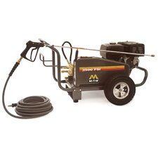 CW Premium Series 3500 PSI Cold Water Gasoline Pressure Washer