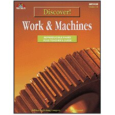 Discover Work and Machines Grade 4 - 6 Book