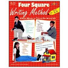 4 Square Writing Method Grade 7- 9 Book