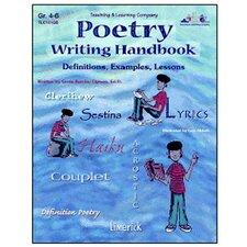 Poetry Writing Handbook Grade 4 - 6 Book