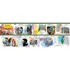 Social Studies Judaism Timeline Poster