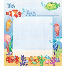 Under The Sea Motivational Chart (Set of 3)