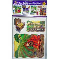New Testament Parables Bulletin Board Cut Out