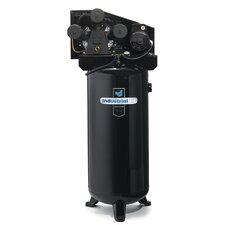 60 Gallon Hi-Flo Single Stage Cast Iron Industrial Air Compressor