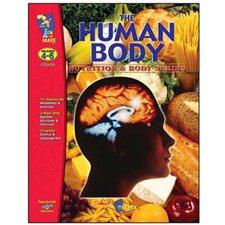 The Human Body Grade 4-6 Book