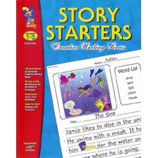 Story Starters Grade 1-3 Book