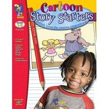 Cartoon Story Starters Grade 1-3 Book